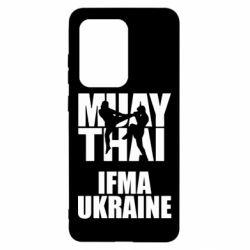 Чехол для Samsung S20 Ultra Muay Thai IFMA Ukraine