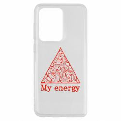 Чохол для Samsung S20 Ultra My energy