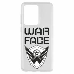 Чохол для Samsung S20 Ultra Напис Warface