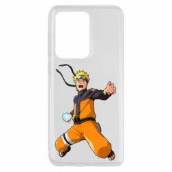 Чохол для Samsung S20 Ultra Naruto rasengan