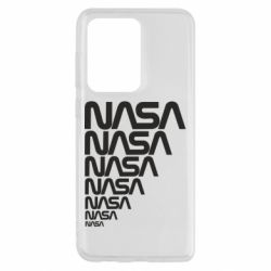 Чехол для Samsung S20 Ultra NASA