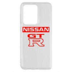 Чохол для Samsung S20 Ultra Nissan GT-R