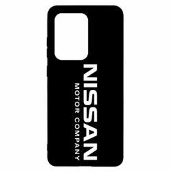 Чохол для Samsung S20 Ultra Nissan Motor Company
