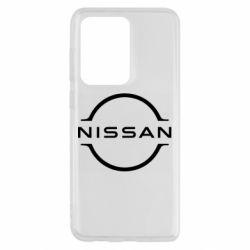 Чехол для Samsung S20 Ultra Nissan new logo