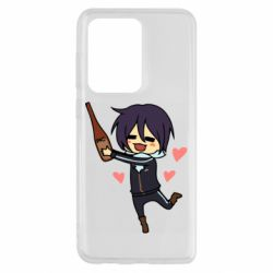 Чохол для Samsung S20 Ultra Noragami and drink
