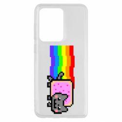Чохол для Samsung S20 Ultra Nyan cat