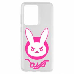 Чехол для Samsung S20 Ultra Overwatch dva rabbit