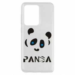 Чохол для Samsung S20 Ultra Panda blue eyes