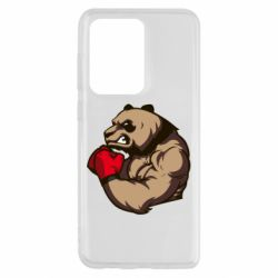 Чехол для Samsung S20 Ultra Panda Boxing