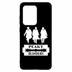 Чохол для Samsung S20 Ultra Peaky Blinders