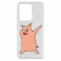 Чохол для Samsung S20 Ultra Pig dab
