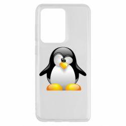 Чохол для Samsung S20 Ultra Пінгвін