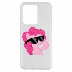 Чехол для Samsung S20 Ultra Pinkie Pie Cool