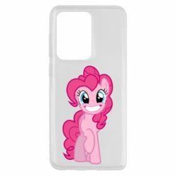 Чехол для Samsung S20 Ultra Pinkie Pie smile