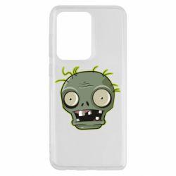 Чохол для Samsung S20 Ultra Plants vs zombie head