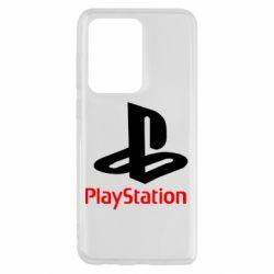 Чохол для Samsung S20 Ultra PlayStation