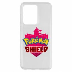 Чохол для Samsung S20 Ultra Pokemon shield