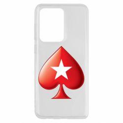 Чохол для Samsung S20 Ultra Poker Stars 3D Logo