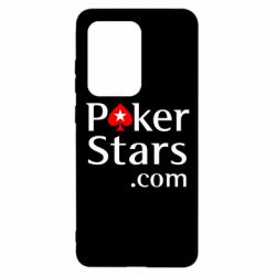 Чохол для Samsung S20 Ultra Poker Stars