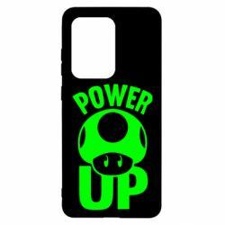 Чохол для Samsung S20 Ultra Power Up Маріо гриб