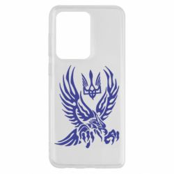 Чохол для Samsung S20 Ultra Птах та герб