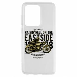 Чохол для Samsung S20 Ultra Raisin Hell Moto Racer