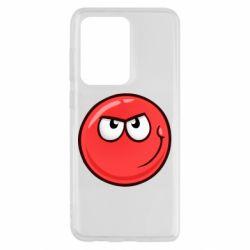 Чехол для Samsung S20 Ultra Red Ball game