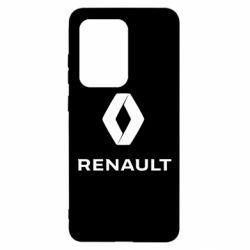 Чохол для Samsung S20 Ultra Renault logotip