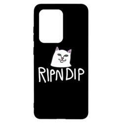 Чохол для Samsung S20 Ultra Ripndip and cat