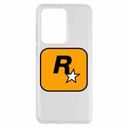 Чохол для Samsung S20 Ultra Rockstar Games logo