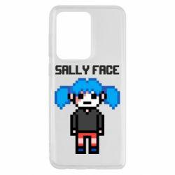Чохол для Samsung S20 Ultra Sally face pixel