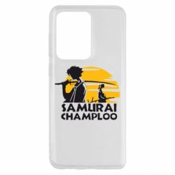 Чохол для Samsung S20 Ultra Samurai Champloo