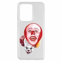 Чохол для Samsung S20 Ultra Scary Clown
