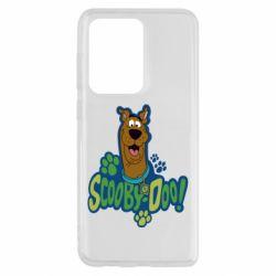 Чехол для Samsung S20 Ultra Scooby Doo!