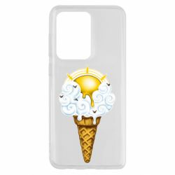 Чохол для Samsung S20 Ultra Sea ice cream