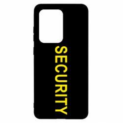 Чехол для Samsung S20 Ultra Security