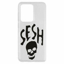 Чехол для Samsung S20 Ultra Sesh skull