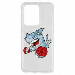 Чохол для Samsung S20 Ultra Shark MMA