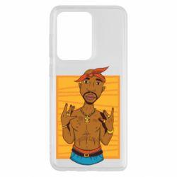Чохол для Samsung S20 Ultra Singer Tupac Shakur