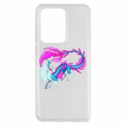 Чохол для Samsung S20 Ultra Sisu Water Dragon