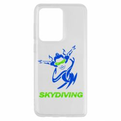 Чохол для Samsung S20 Ultra Skidiving