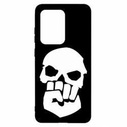 Чехол для Samsung S20 Ultra Skull and Fist