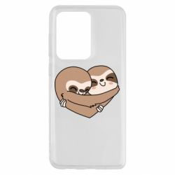 Чохол для Samsung S20 Ultra Sloth lovers