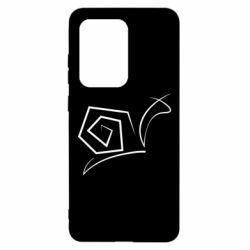 Чохол для Samsung S20 Ultra Snail minimalism