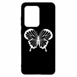 Чохол для Samsung S20 Ultra Soft butterfly