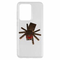 Чохол для Samsung S20 Ultra Spider from Minecraft