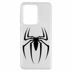 Чехол для Samsung S20 Ultra Spider Man Logo