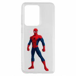 Чохол для Samsung S20 Ultra Spiderman in costume
