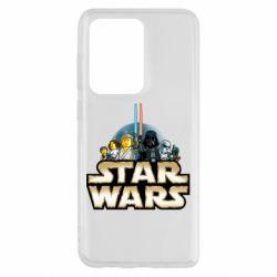 Чохол для Samsung S20 Ultra Star Wars Lego