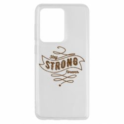 Чохол для Samsung S20 Ultra Stay strong forever